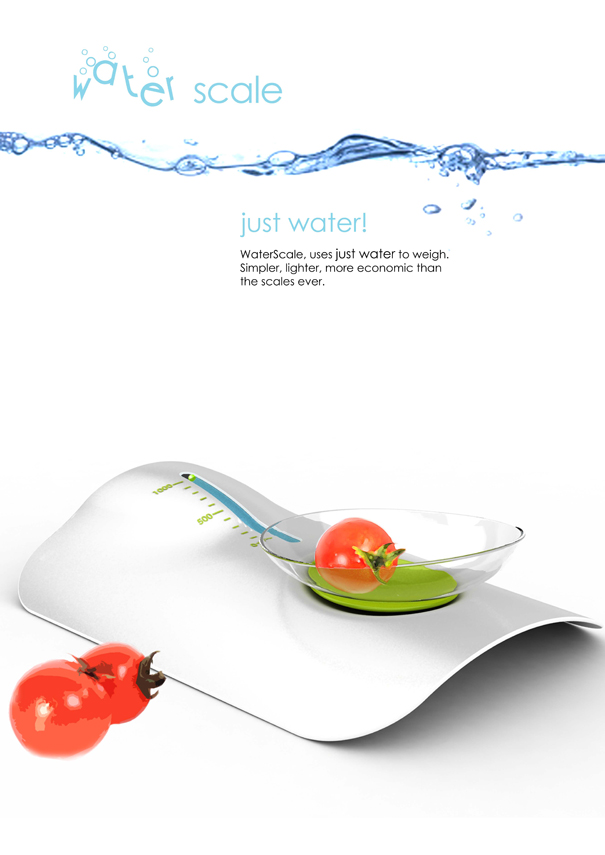 Water Scale by Muzaffer Kocer & Ayca Guven
