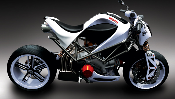 Ducati Spite by Lorenzo André Spreafico & Simone Campestre