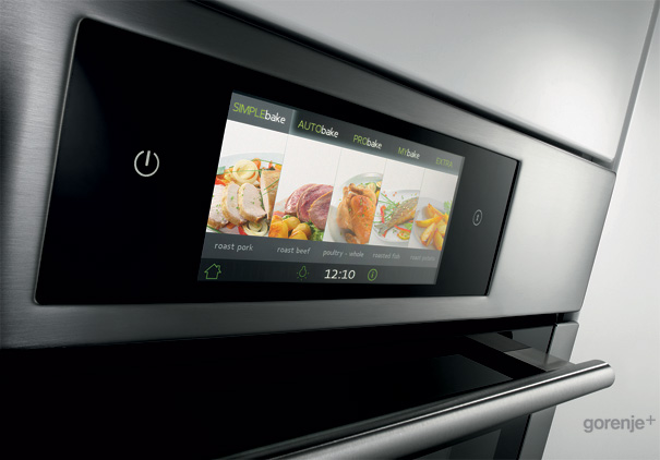 iChef+ Oven Touch Control by Gorenje