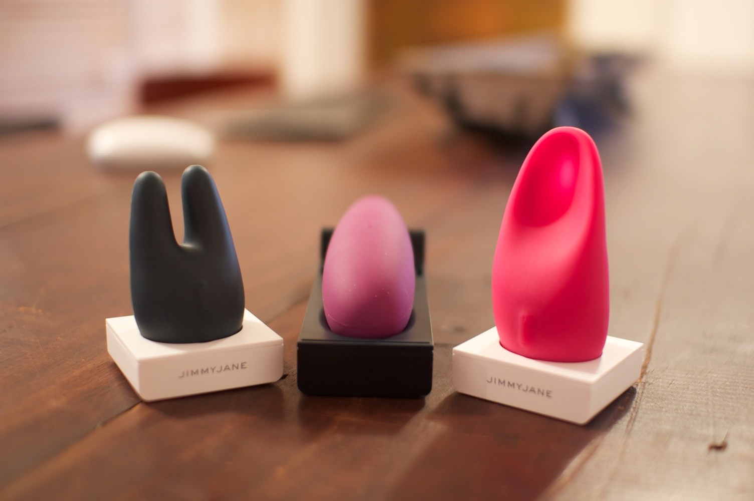 You may have noticed our bias towards really beautifully designed sex toys.