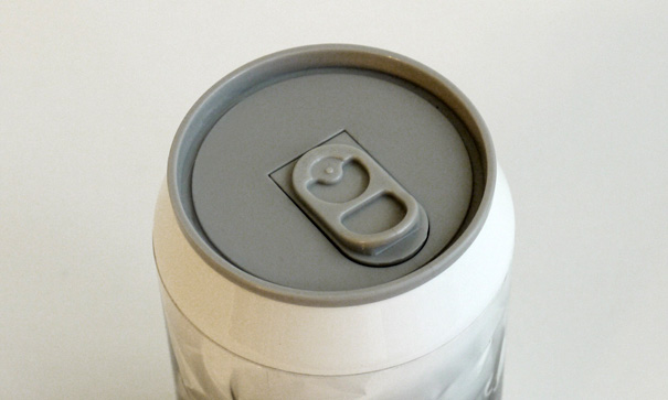 A New Kind of Aluminum Can