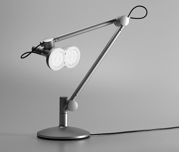 Lobot LED Desk Lamp by Jinseok Hwang for studioLOBOT