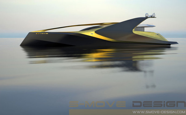 Exceptional Yacht by S-MOVE DESIGN