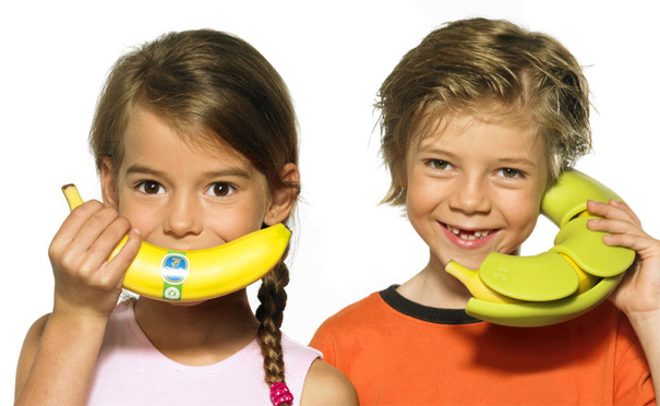 ChiquiSafe - Chiquita Banana Protective Case by David Dos Santos for REMORK DesignStudio