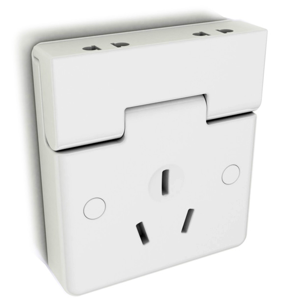 Plug Socket Design by Xie Chen Chen