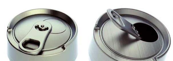Can Ring Push – Soda Can Ring Redesign by Kai-Chiang Chang