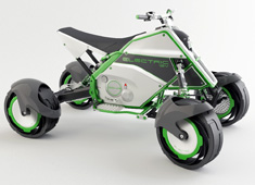 A Quad for an Electric Future
