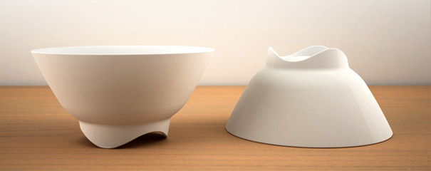 Take Easy - Bowl Design by Cheng-Wei Wang & Jiuan Mau Tzeng