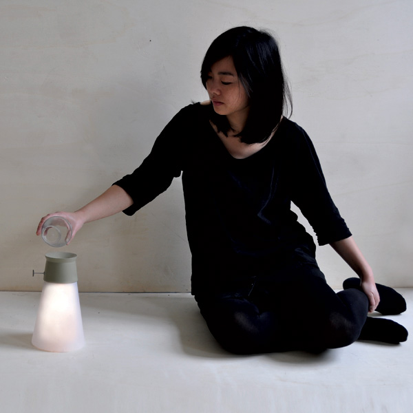 WAT Ambient Lamp by Manon Leblanc