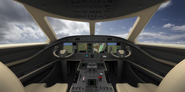 Gulfstream G550 Yanko Design