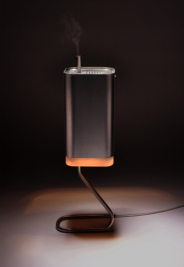 The Host Lamp by Minsung Bae