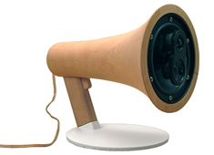 Is it a Megaphone?
