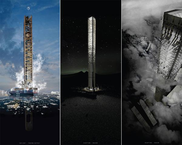 35 اسمان خراش برتر سال 2011 از نظر مجله یانکو دیزاین-yankodesign