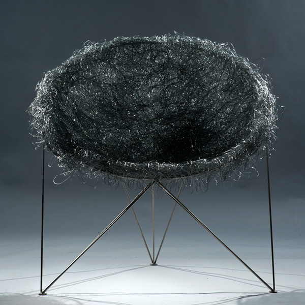 Nest Chair by Pawel Grunert