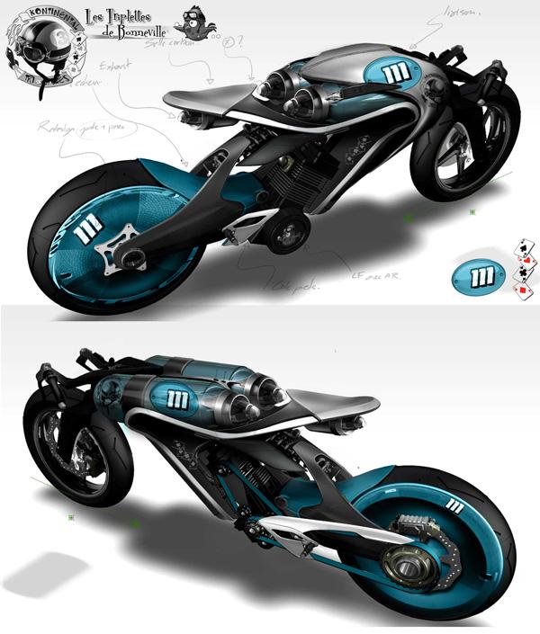 The Saline Bird Bike