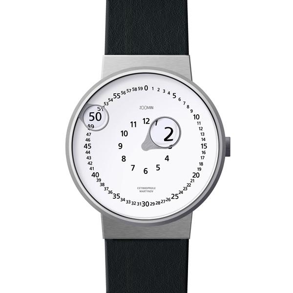 Zoomin Watch Concept by Gennady Martynov & Emre Cetinkoprulu