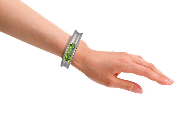 Care - Radiation Detection Bracelet for Pregnant Women by Gang Wang, Bin Xiao & Yanyan Cheng of The Fun Team