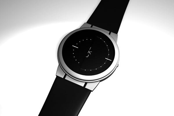 Ikku Watch Concept by LÖYTÖ ESINEIDEN