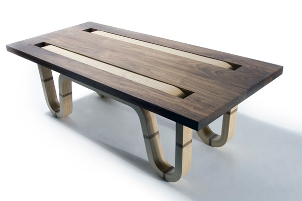 Complect - Table by Matt Finder