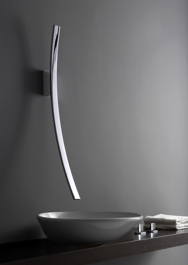 The Lunar Effect On Faucets Yanko Design
