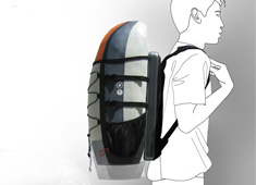 Backpack Creates Renewable Energy