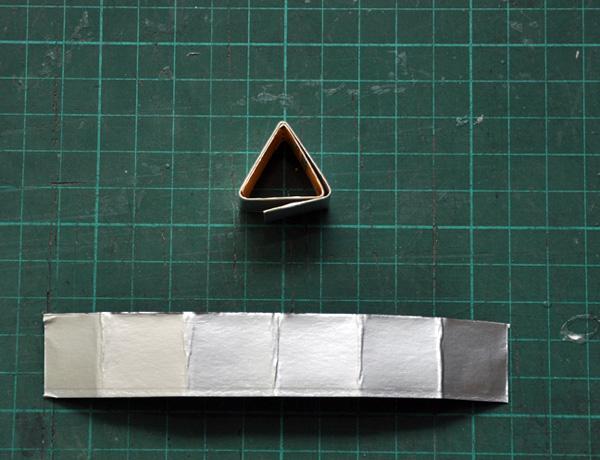 Lampada Origami Di Edward Chew : Liquid to light yanko design