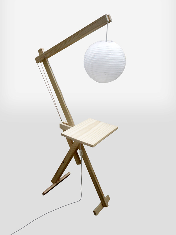 Lumen - Lamp by Enrico Salis