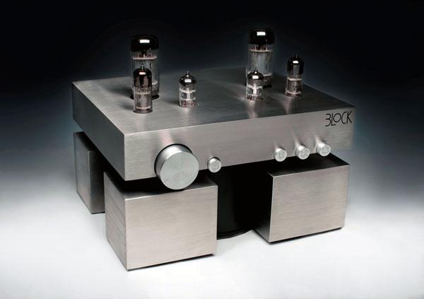 Block - Amplifier by Mateusz Główka