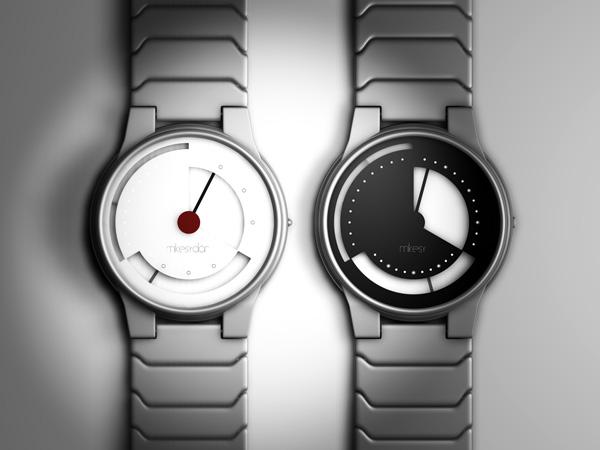 MIKESYDÄN watch concept