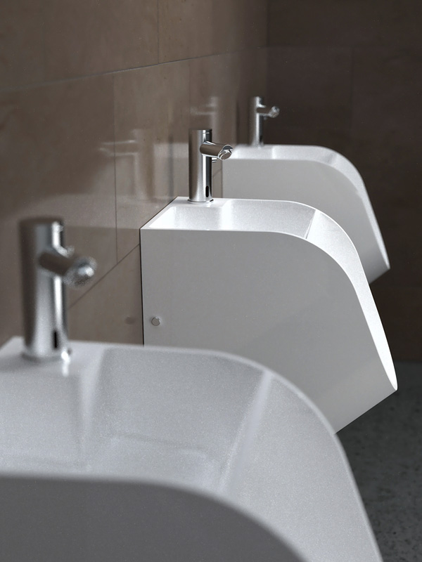 japanese toilet sink combo. Share Ending The Urinal Debate  Yanko Design