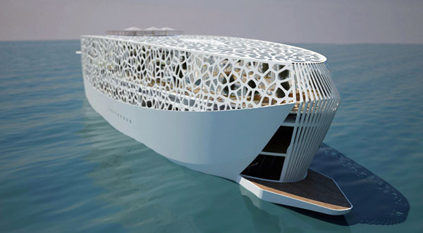 voronoi 02 Yacht for Entertaining image gallery