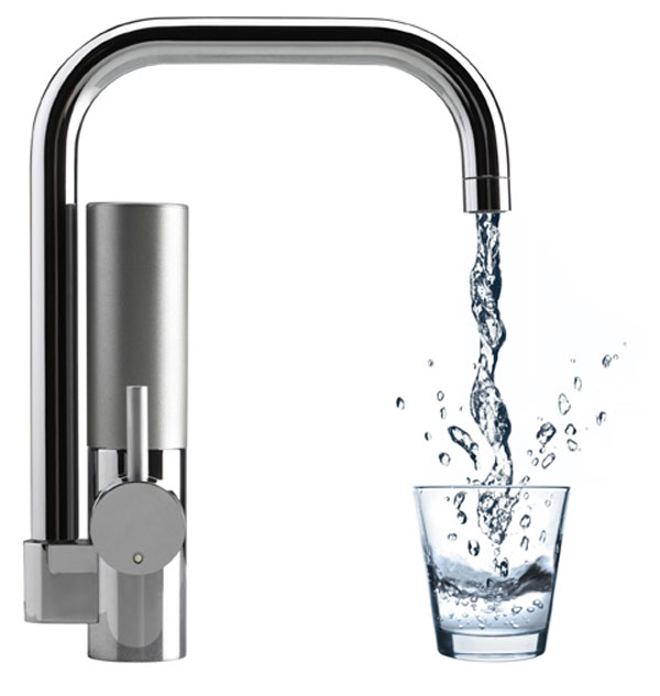 Mywell - Filtering Faucet by Orsodesign