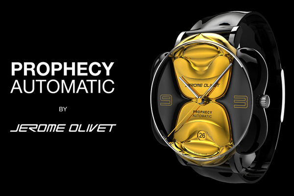 Prophecy New High Luxury Watches by Jerome Olivet