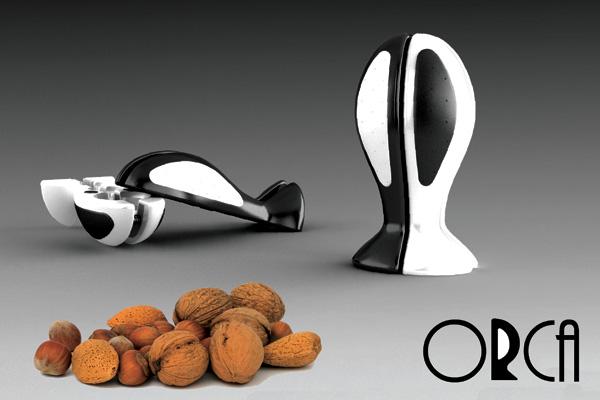 ORCA - Nut Cracker by Designnobis & Dr. Hakan Gürsu