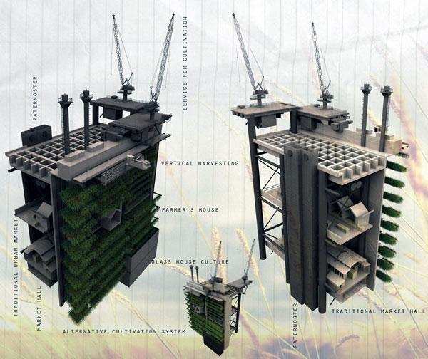 Skyscraper Structure