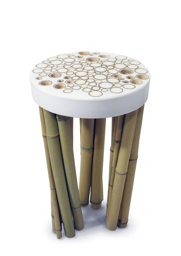 Bamboo Cell - Furniture by Fanson Meng