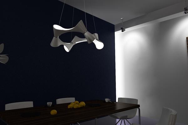 Ora Lamp has Postive Aura