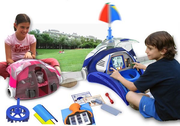 AEMU Ecotoy - Children's Play Toy by Albert Llort