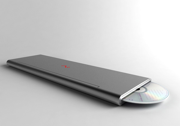 Feno - Foldable Notebook with Flexible OLED Screen by Niels van Hoof