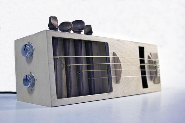 Acoustic Alarm by Jamie McMahon