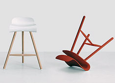 Serpentine Stool