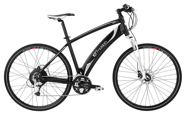 Refined Electric Bikes