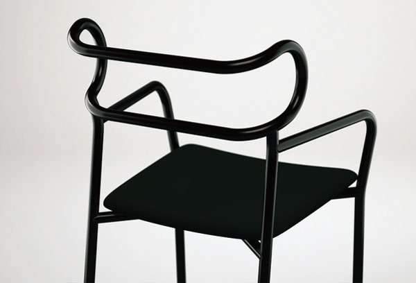 Duga Chair by Oleksandr Shestakovych