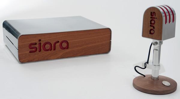 Siara - Personal Radio Station by Navid Gornall