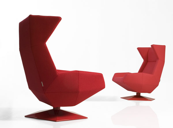 Oru Chair by Ramon Esteve