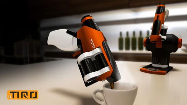 il Tiro - One Shot of Espresso by Stefan Riegebauer, Christina Carli, Florian Kainz & Niko Schwarz