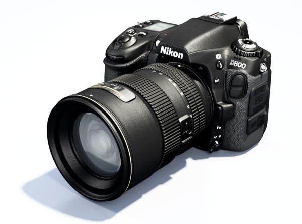 Nikon D800 Concept Camera by Abel Verdezoto