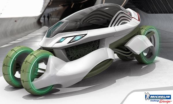 Vieria - Concept Car by Gunwoong Kim & Suji Kim
