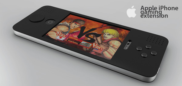 iPhone Gaming Pod by Alan Li