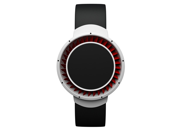 EOLE - Wrist Watch by Julien Moise